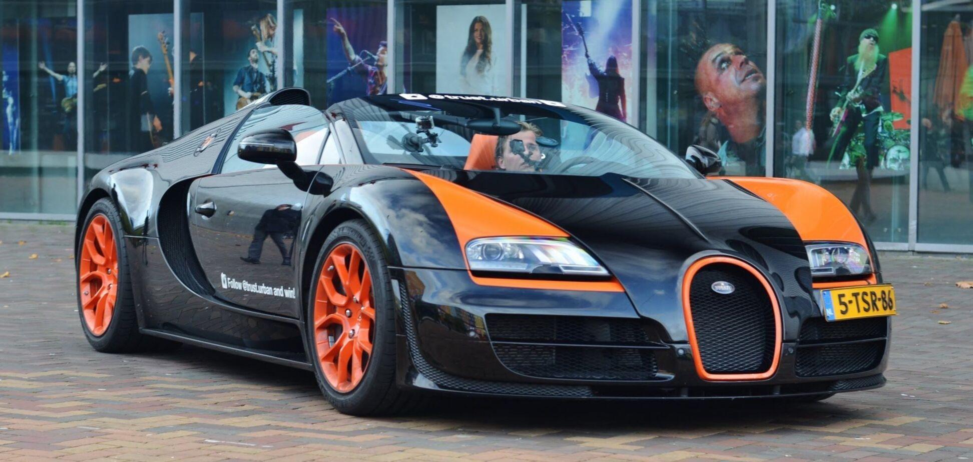 Автомобиль может разогнаться до 407 км/ч