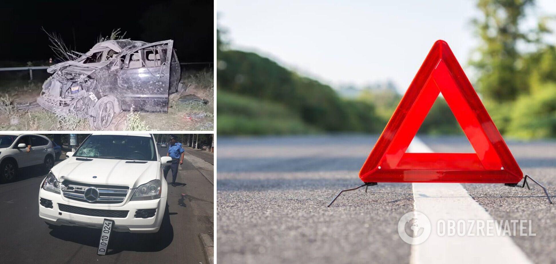Виновник резонансного ДТП в Одессе, избежавший наказания, погиб в аварии в Армении. Фото