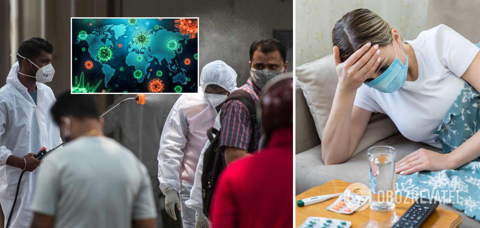 Дельта-вариант COVID-19 зафиксирован в более 70 странах: может 'обойти' иммунную защиту от вакцин
