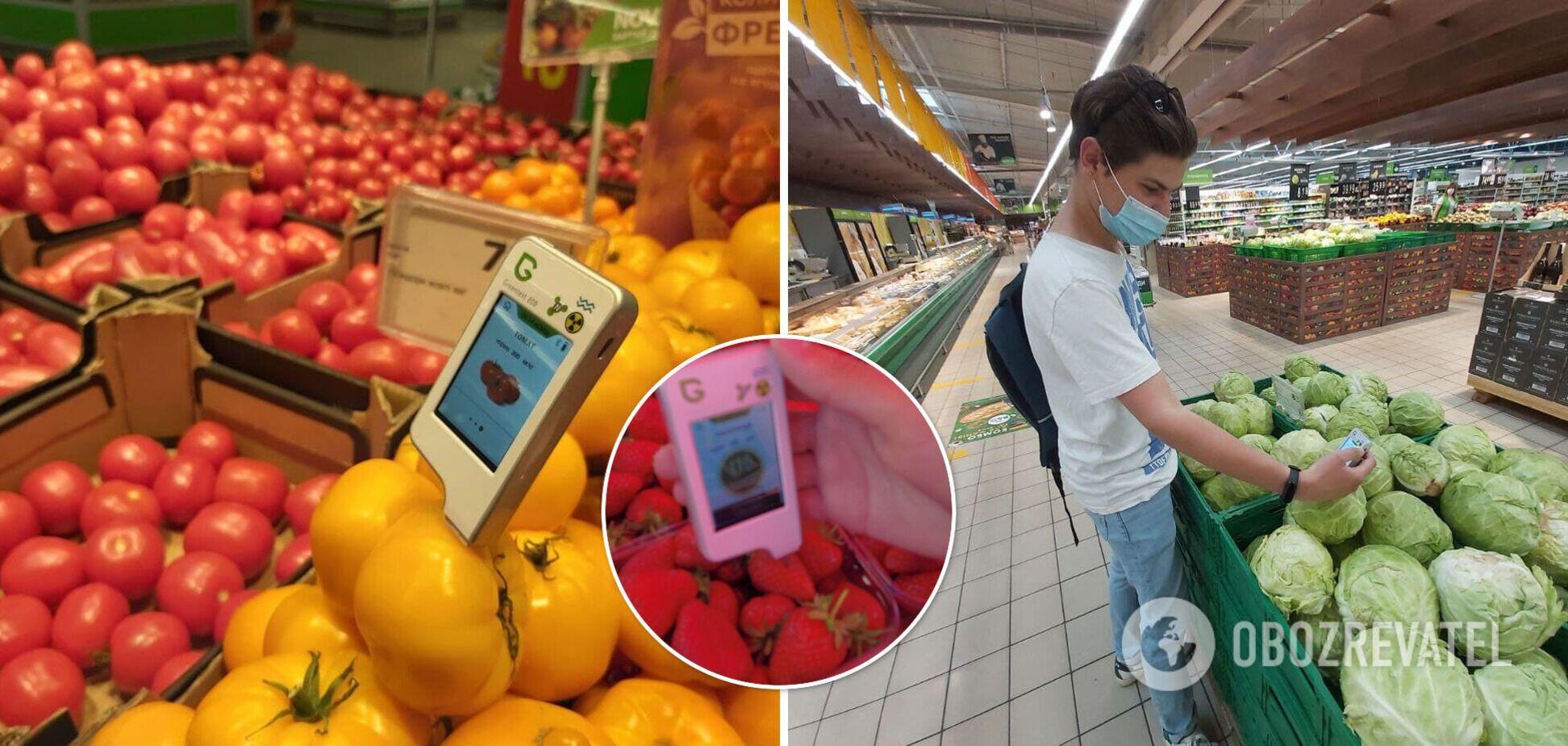 Нитраты зашкаливают: мы проверили, безопасно ли покупать сезонные овощи в Киеве. Фото