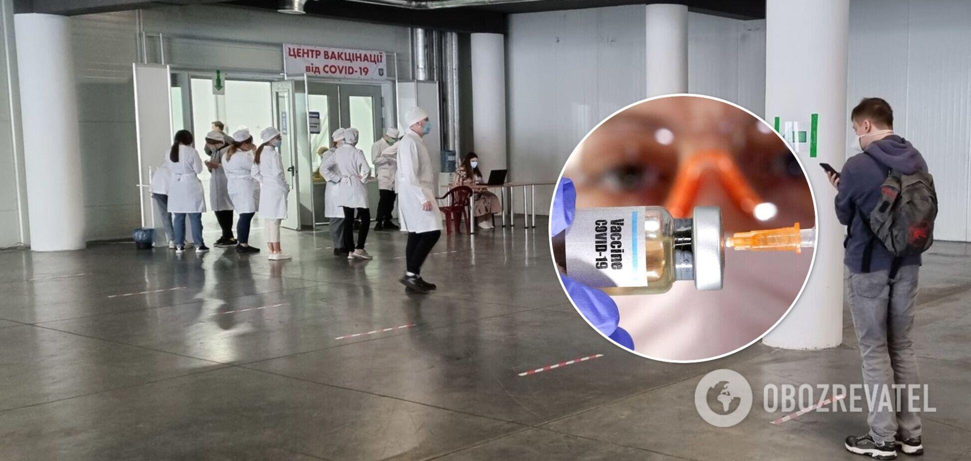 Прививку получили почти 15 тысяч желающих