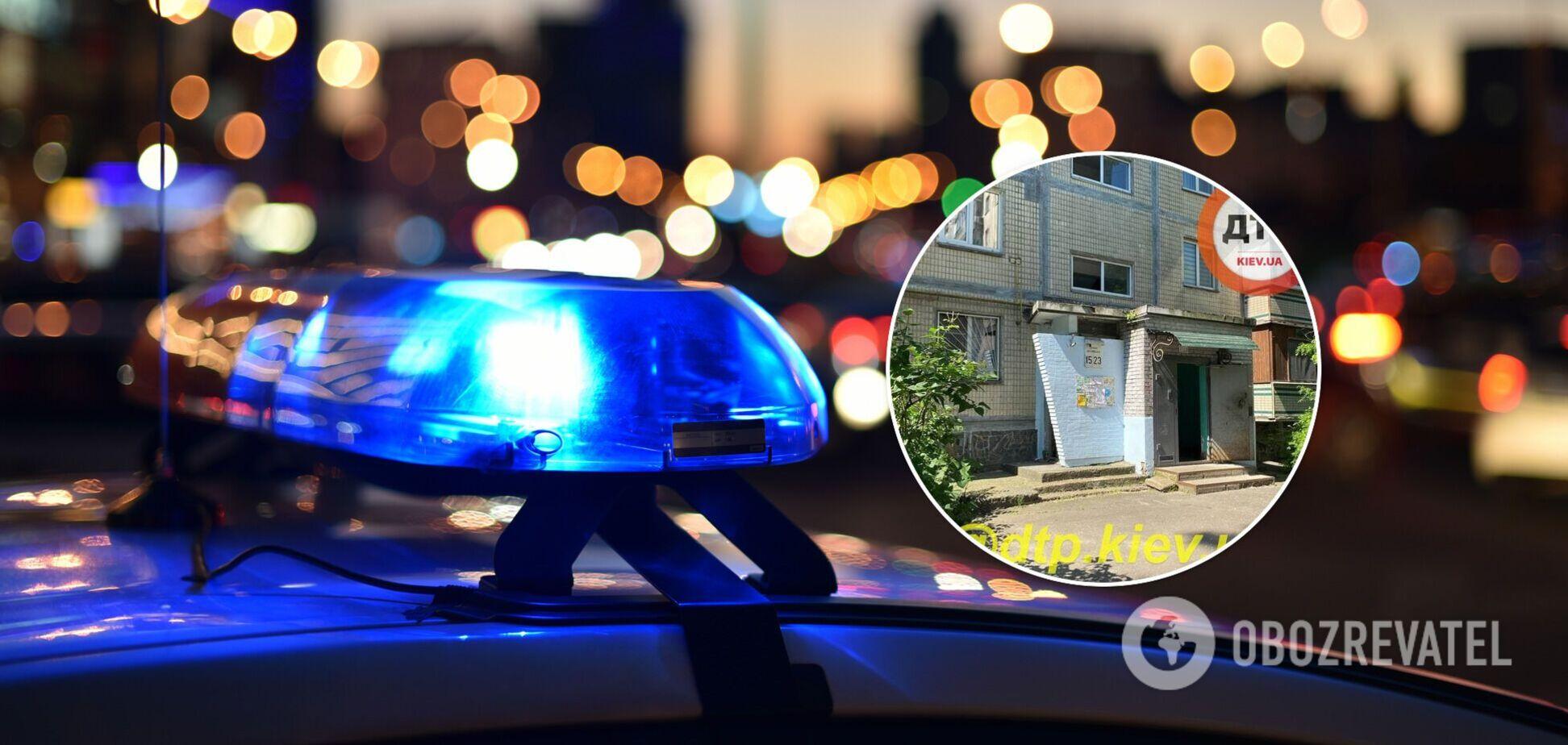 Причини смерті та особу загиблого встановить поліція