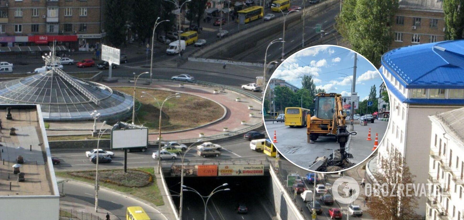 Коммунальщики заменят дорожное покрытие