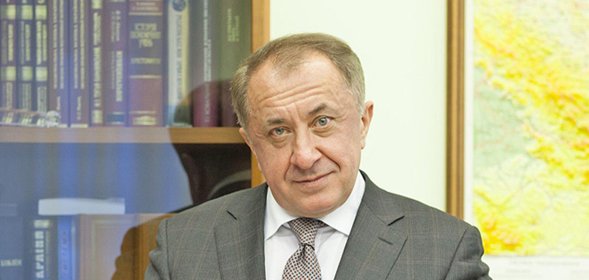 Данилишин повідомив про зростання обороту продукції добувної та переробної промисловості в Україні