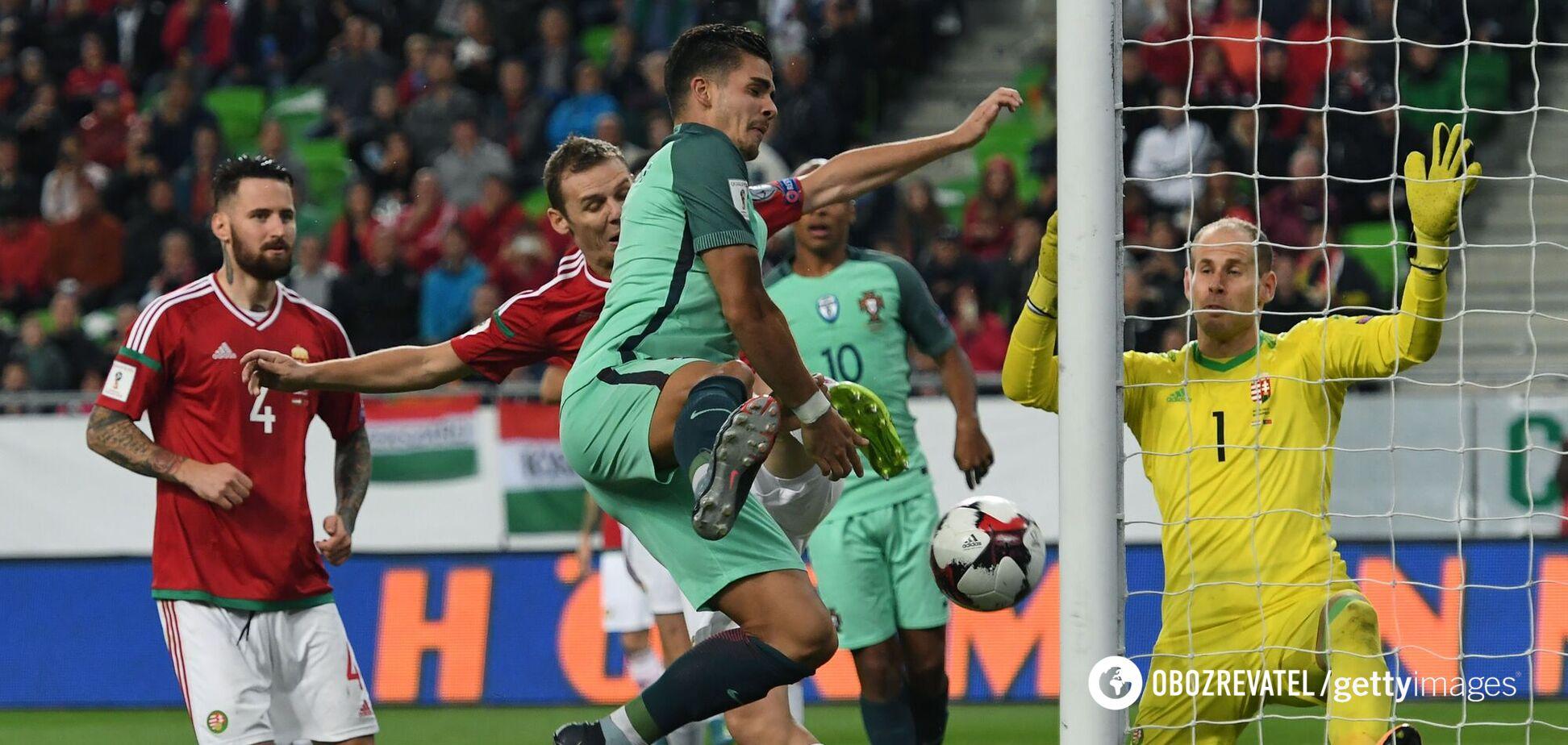 Венгрия Португалия