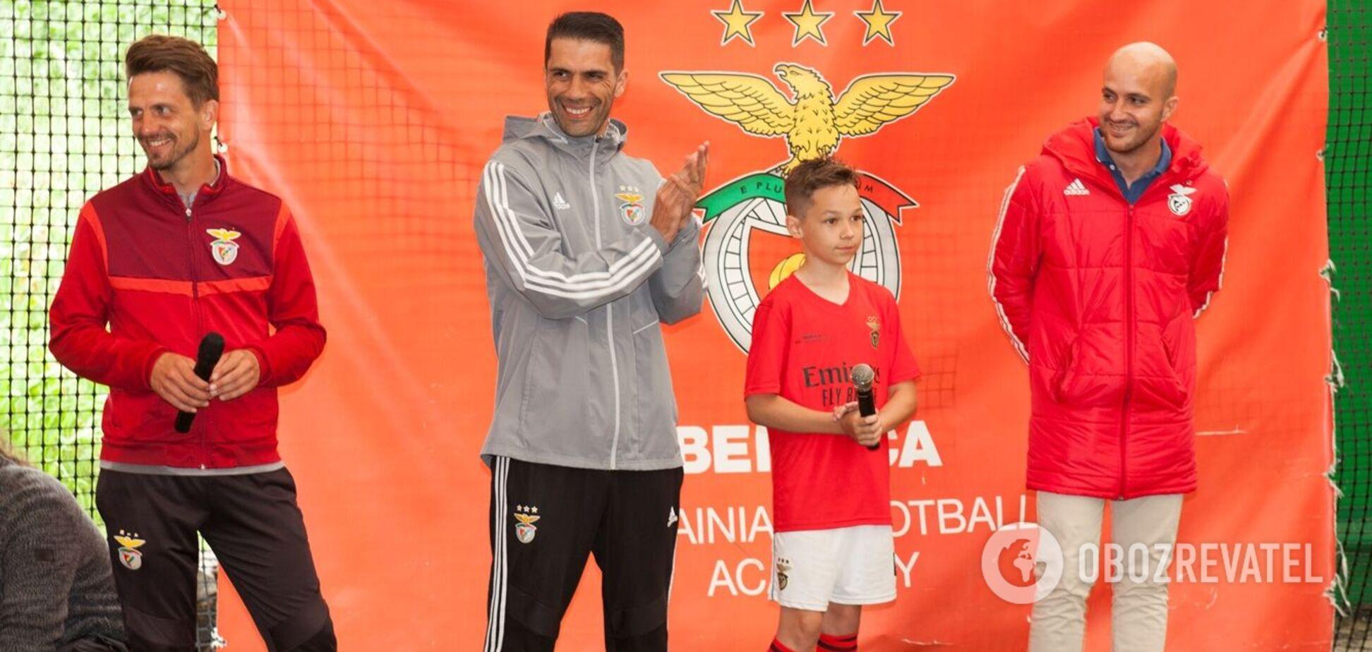 'Невозможно быть равнодушным': скаут 'Бенфики' о Педриньо в 'Шахтере' и плюсах юных украинских футболистов