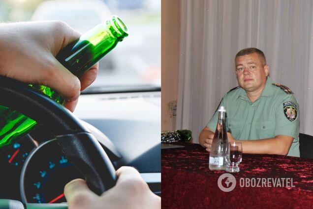В Одесі покарають начальника СІЗО, який після п'яного водіння намагався справити нужду на копів. Фото та відео