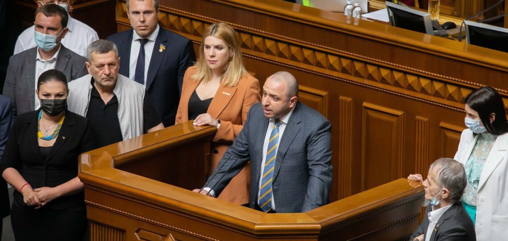 Шаг к деоккупации Крыма: Умеров призвал Раду принять закон о коренных народах