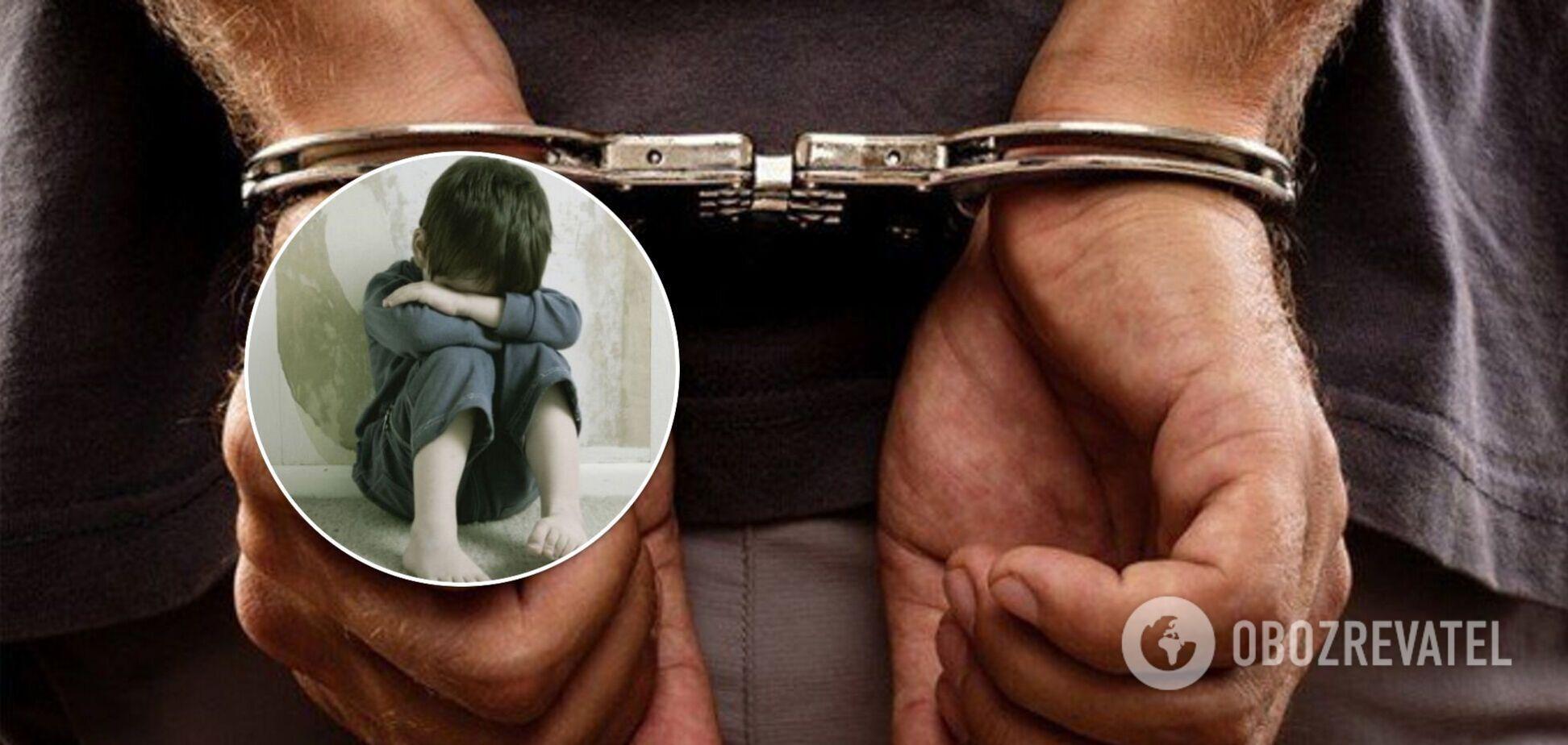 На Одещині затримали серійного ґвалтівника дітей, який почав злочинну 'кар'єру' ще за Брежнєва
