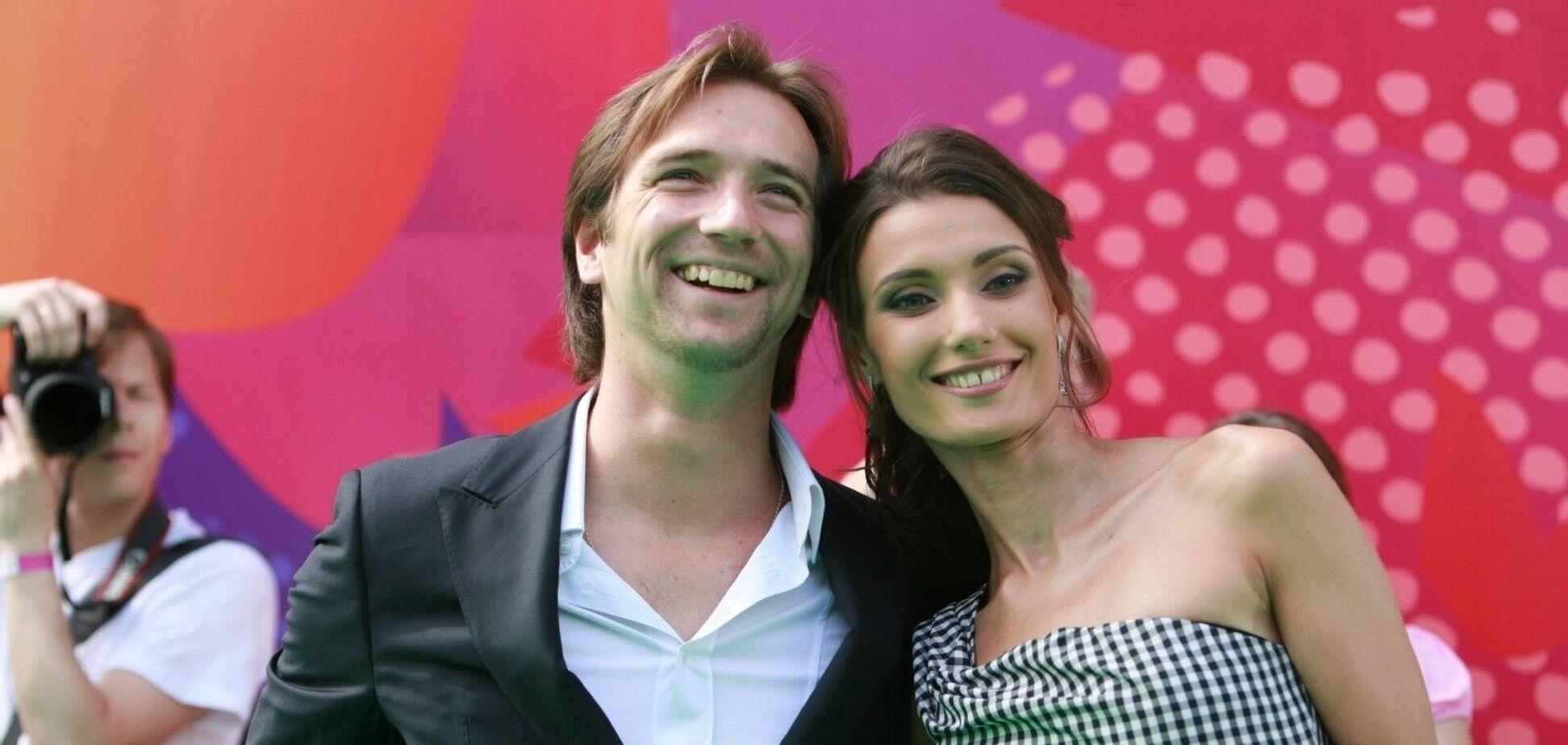 Петр Красилов и Ирина Шебеко