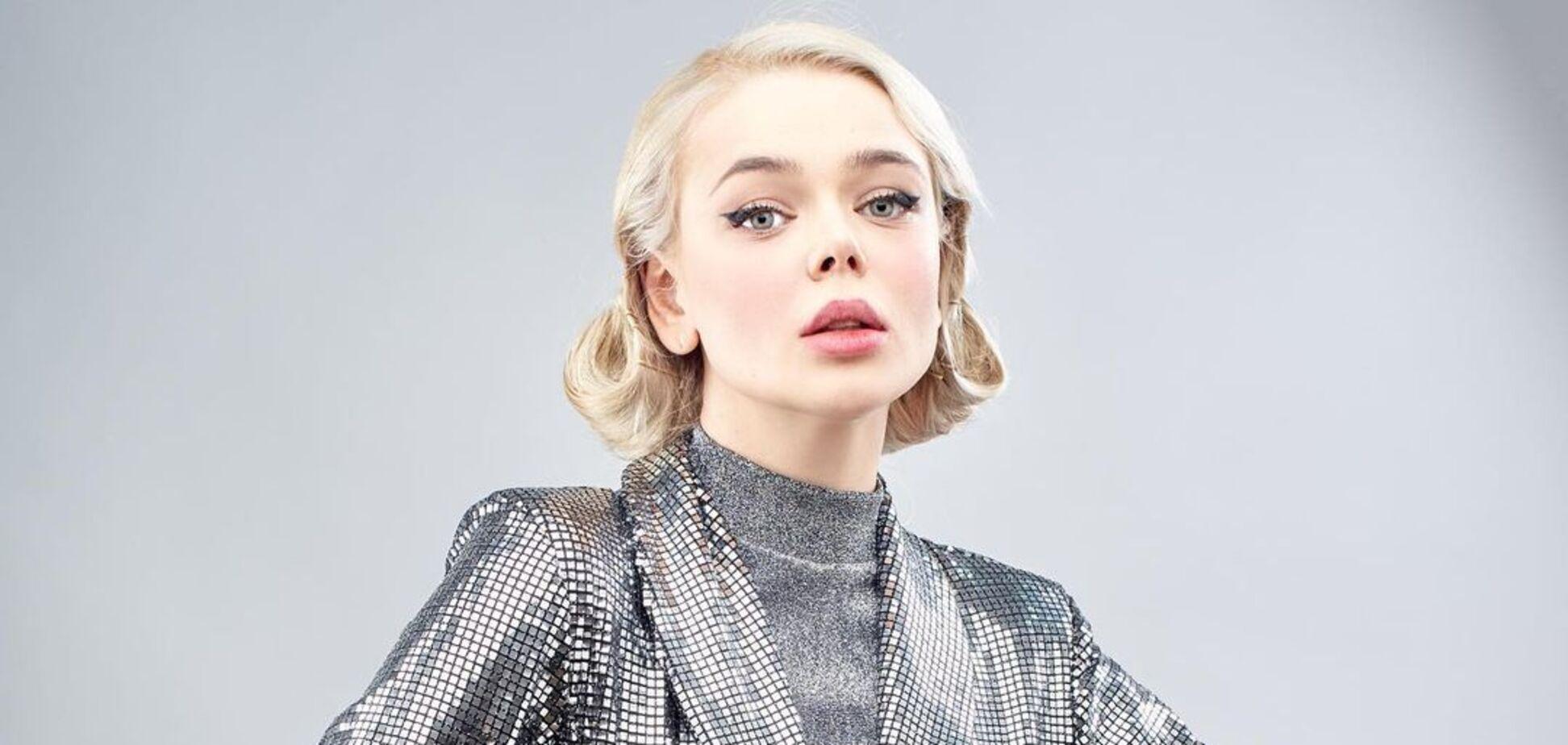 Українська співачка Аліна Гросу