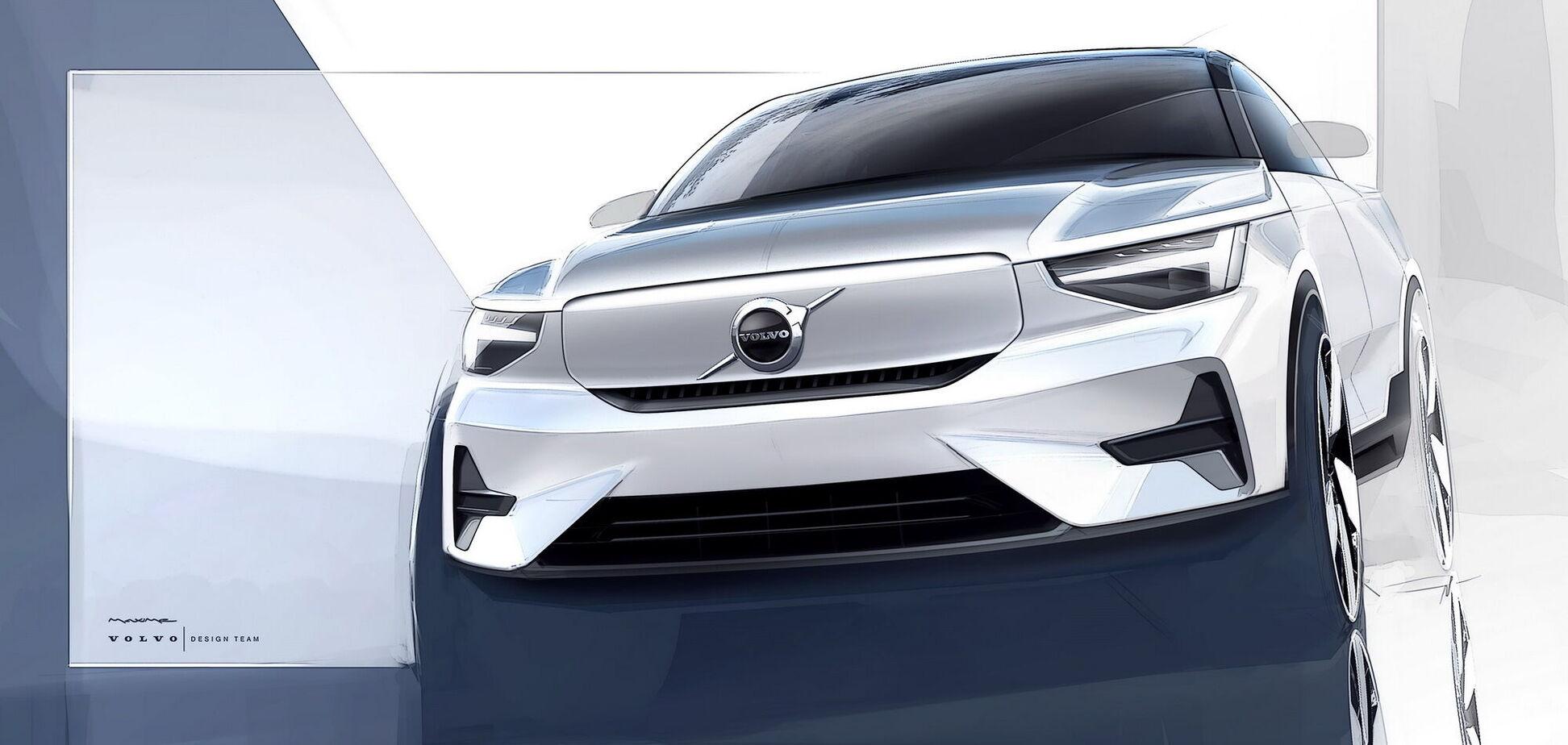 У 2023 році у Volvo з'явиться компактний електричний кросовер