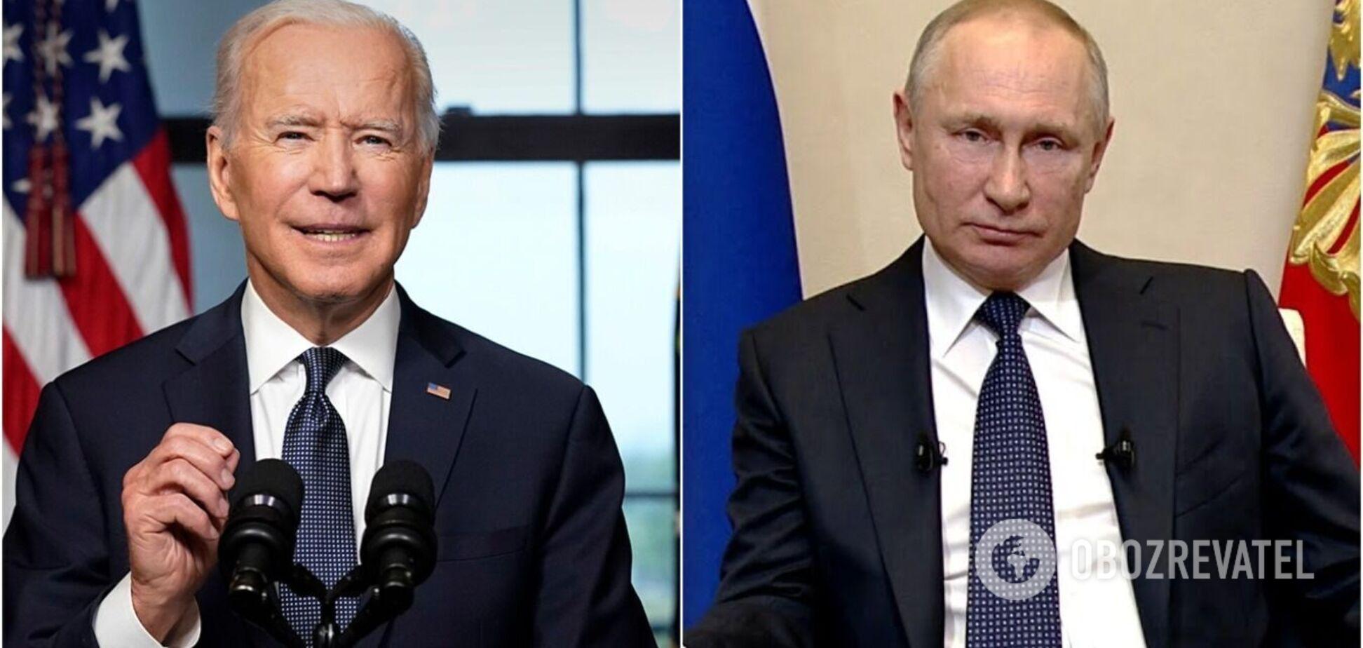 Президенты США и России провели встречу 16 июня в Женеве