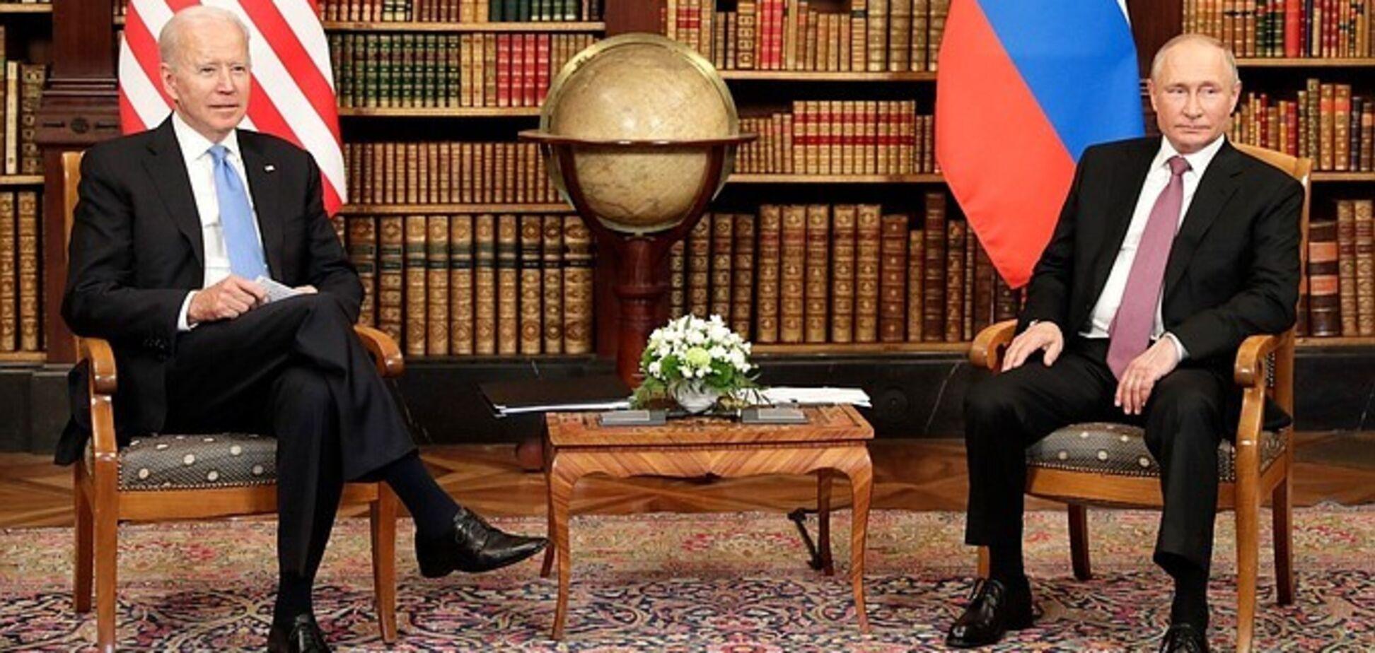 Байден пытался загнать Путина в угол, но потерял хладнокровие – западные СМИ о саммите в Женеве