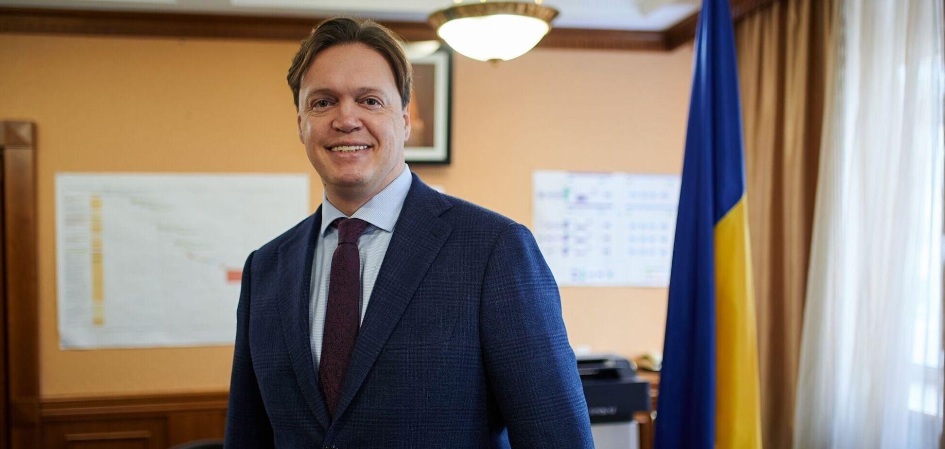 Сенниченко повідомив, що першим об'єктом великої приватизації стане ОГХК