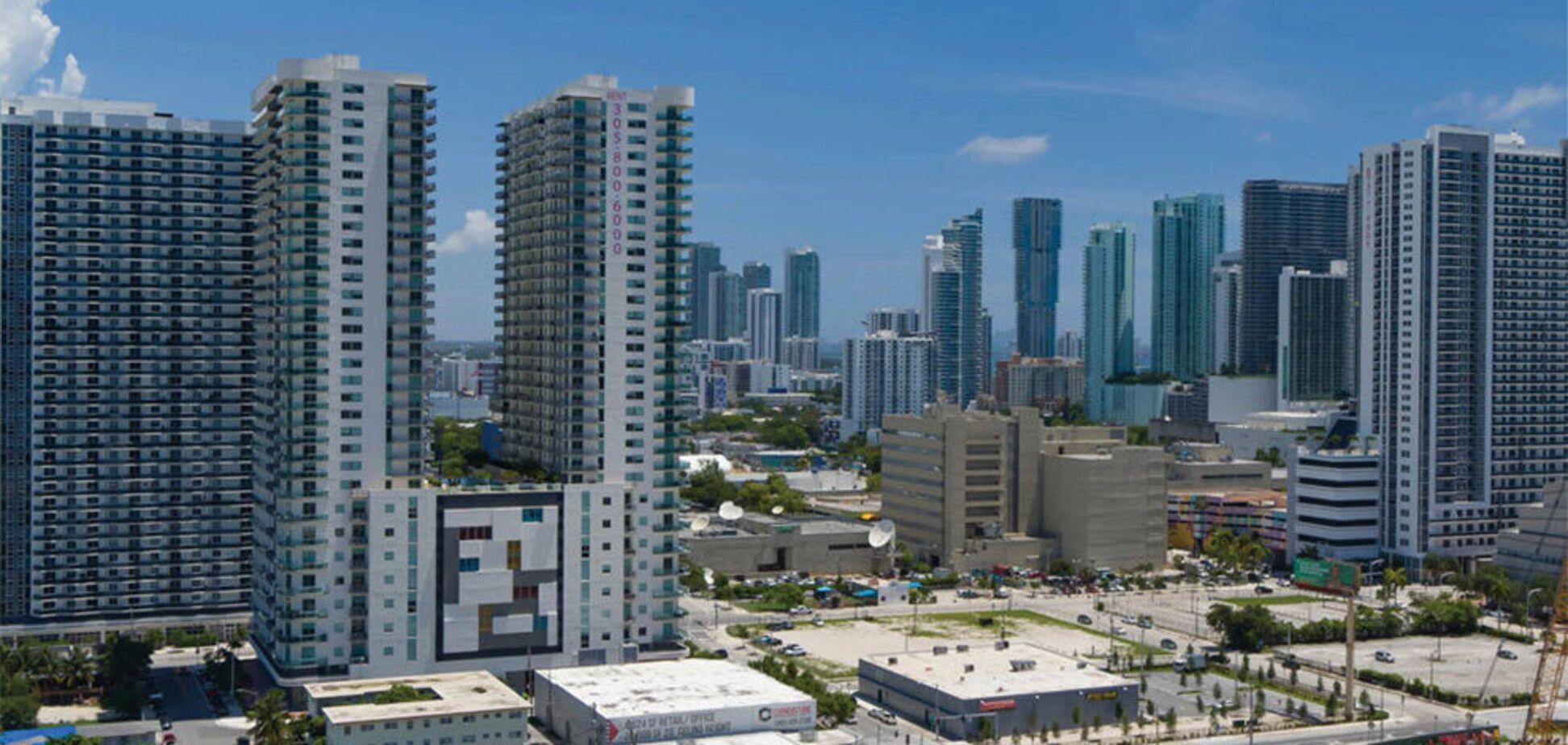 Застройщик элитного жилья в Майами начал принимать криптовалюты