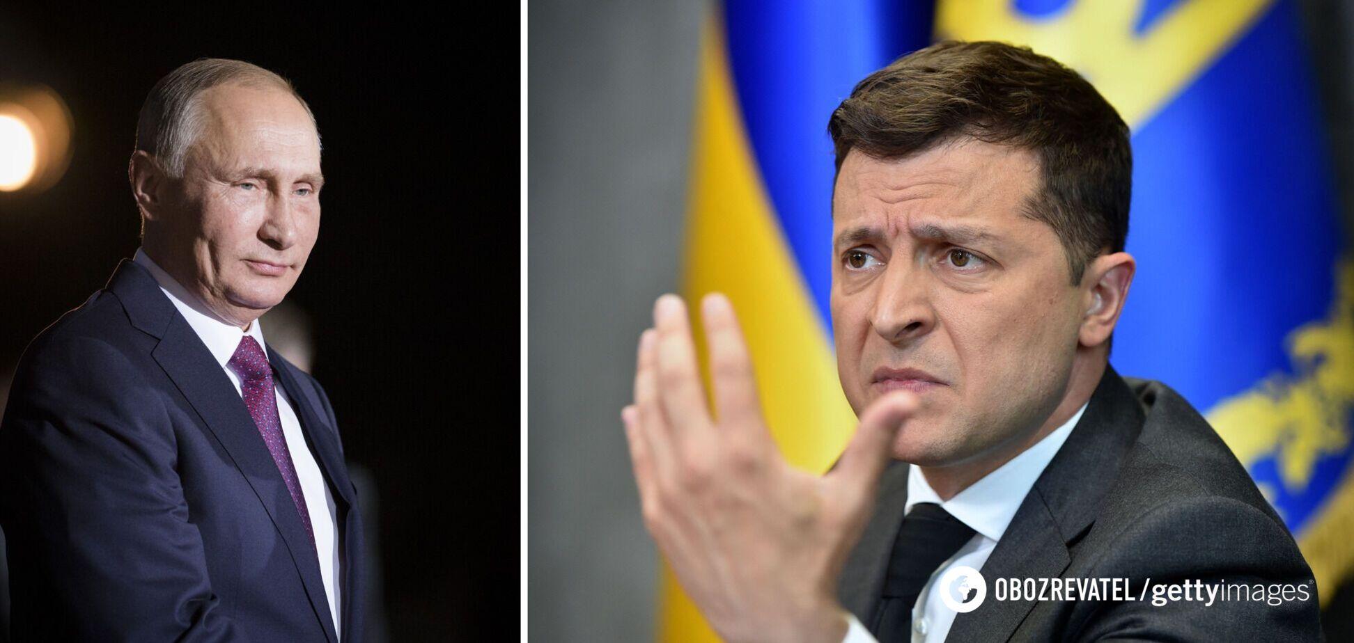Зеленский – о возможности переговоров с Путиным: у меня очень открытая позиция
