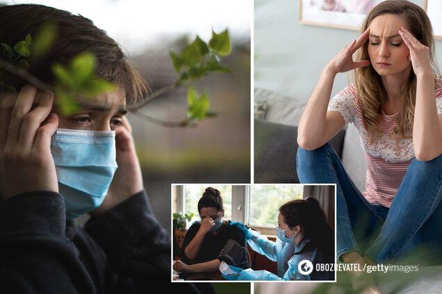 Ученые выяснили, сколько пациентов страдают от посткоронавирусного синдрома