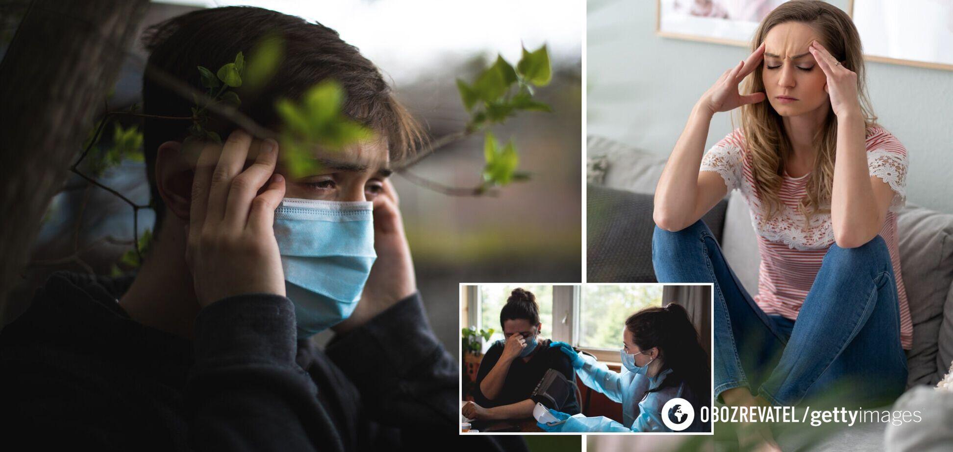Вчені з'ясували, скільки пацієнтів страждають від посткоронавірусного синдрому