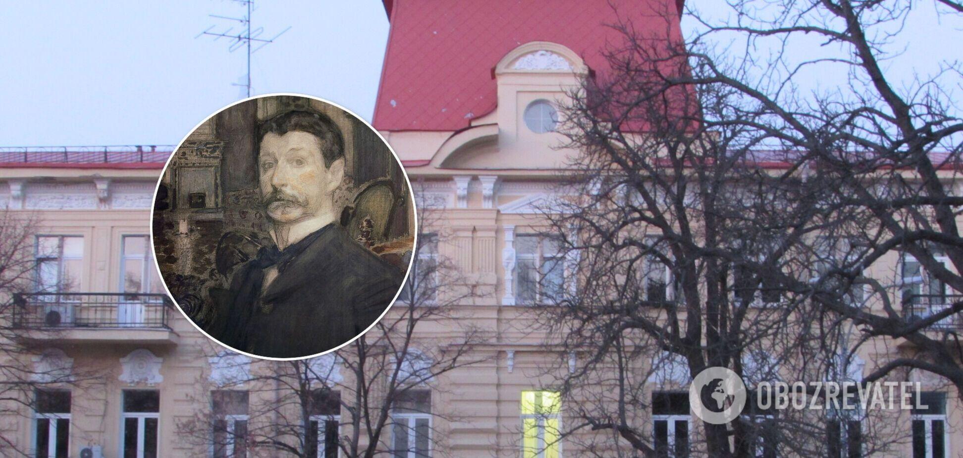У Києві відреставрують будинок, в якому жив Михайло Врубель