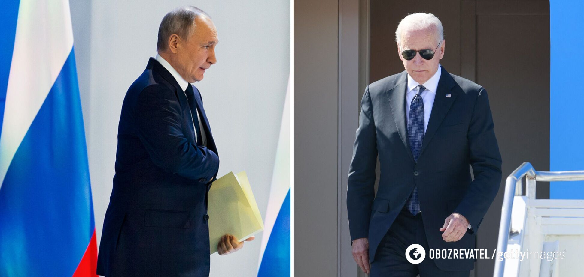 Де дивитися саміт Байдена і Путіна