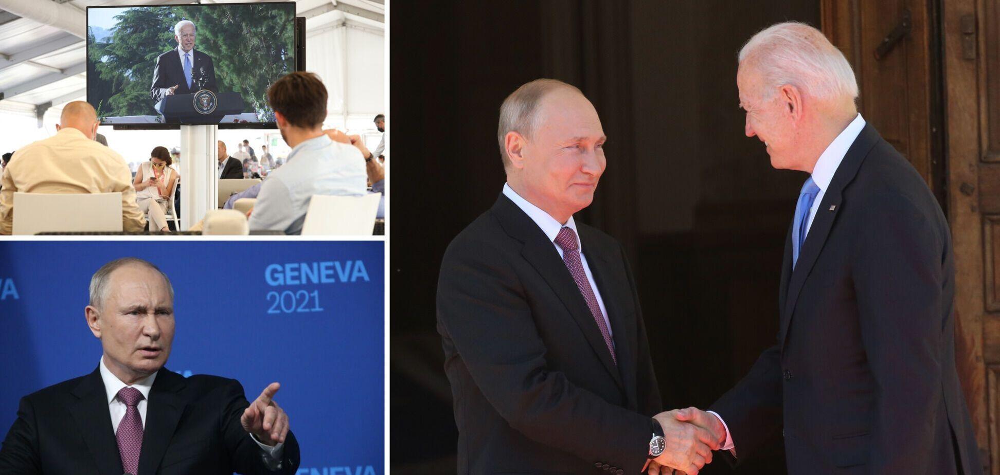 Зустріч Байдена і Путіна: що сказали політики