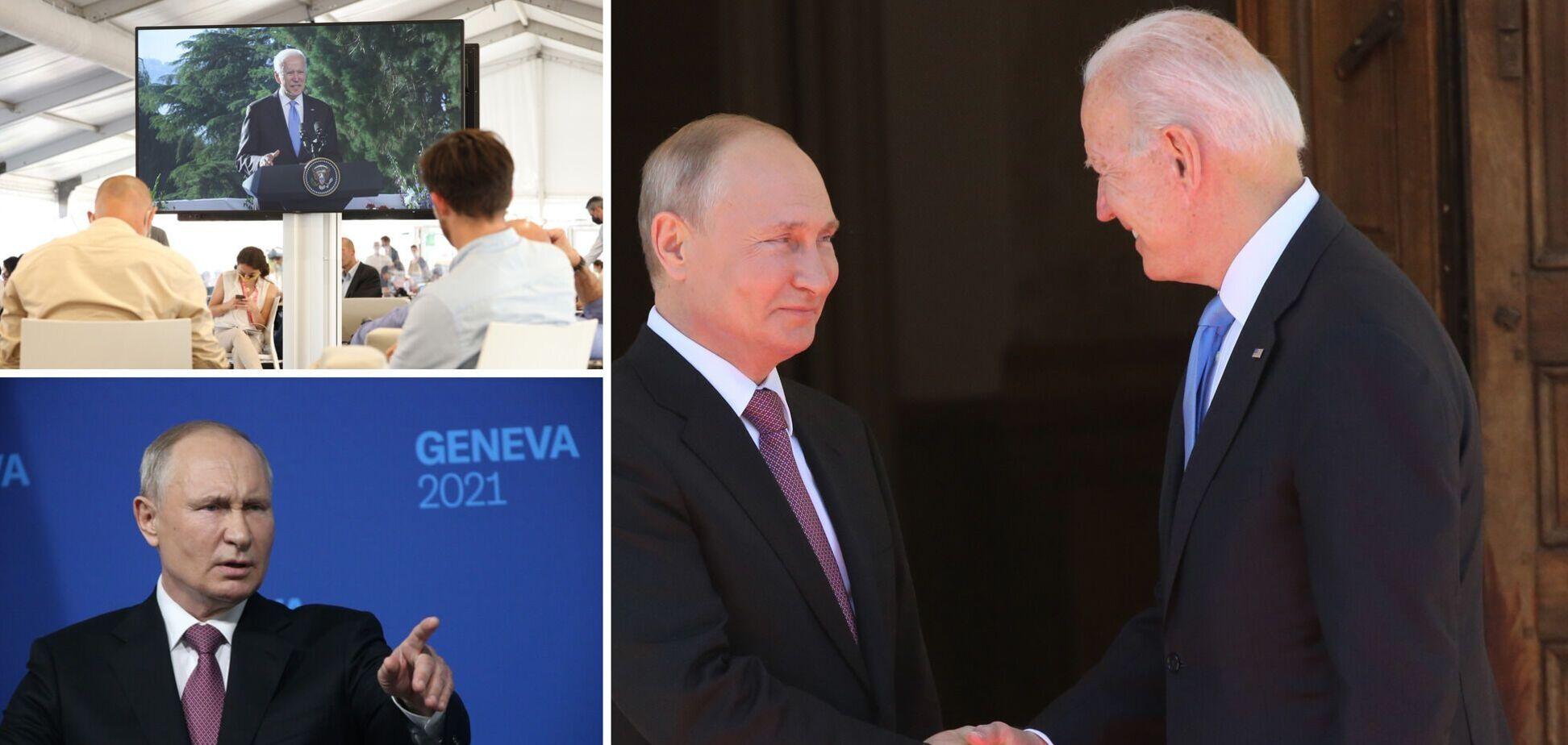 Встреча Байдена и Путина: что сказали политики