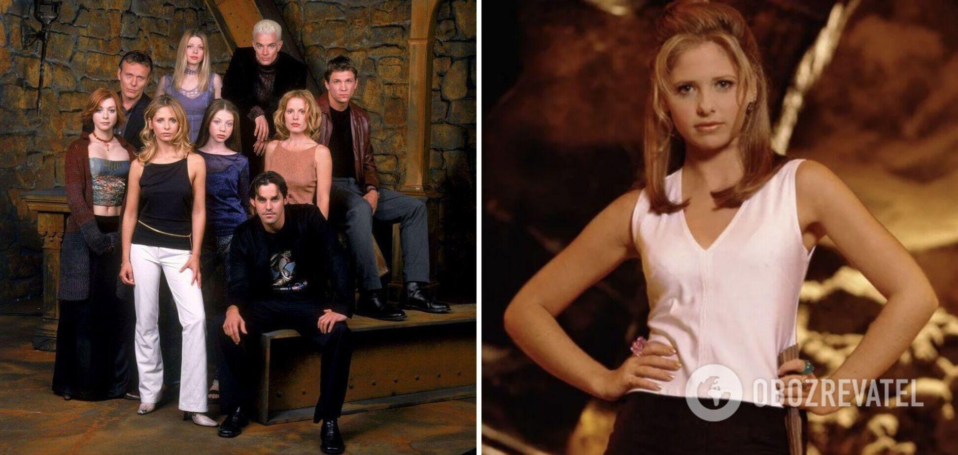 Некоторых актеров сериала 'Баффи – истребительница вампиров' сейчас невозможно узнать