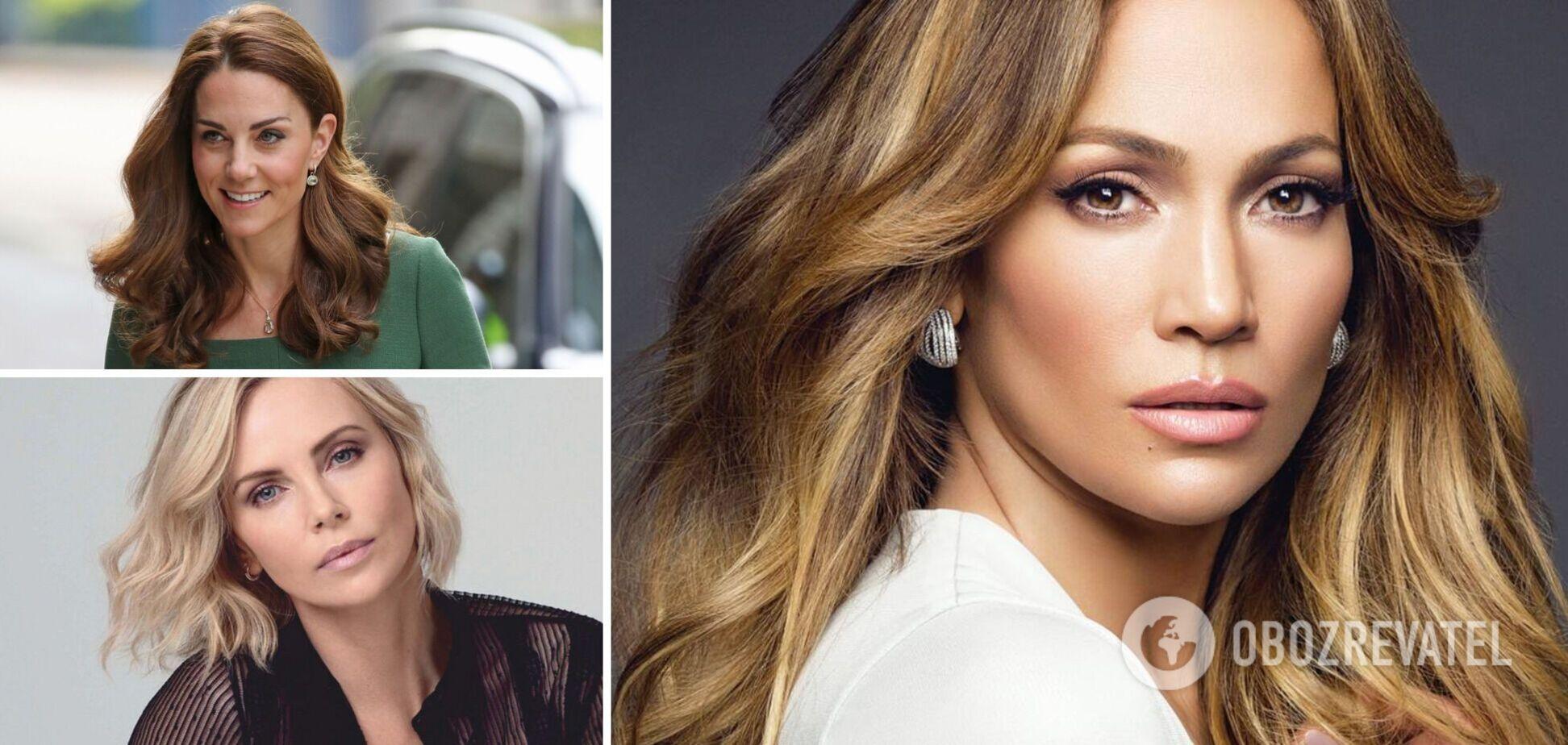Джей Ло, Кейт Мидлтон и другие звезды поделились секретами красоты
