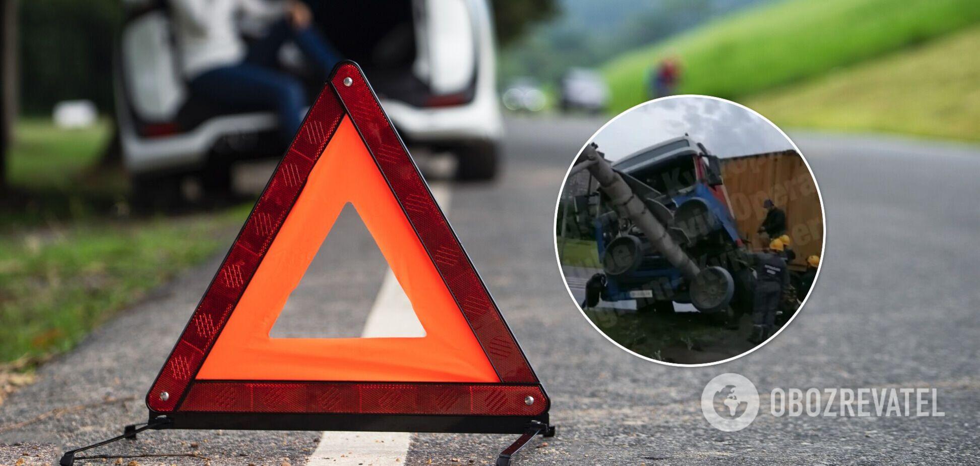 Инцидент произошел на проспекте Академика Глушкова