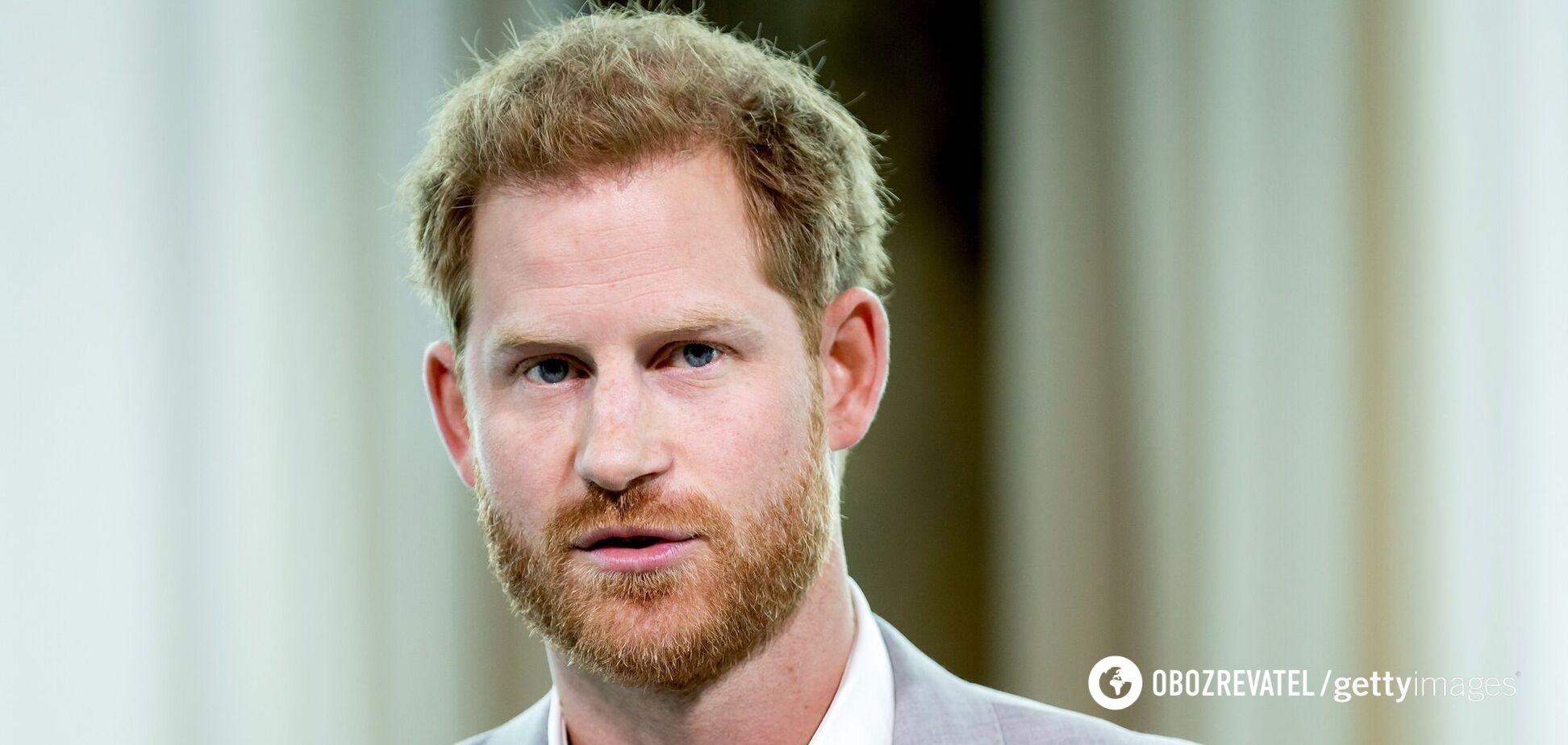 Принц Гарри может облысеть к 50 годам