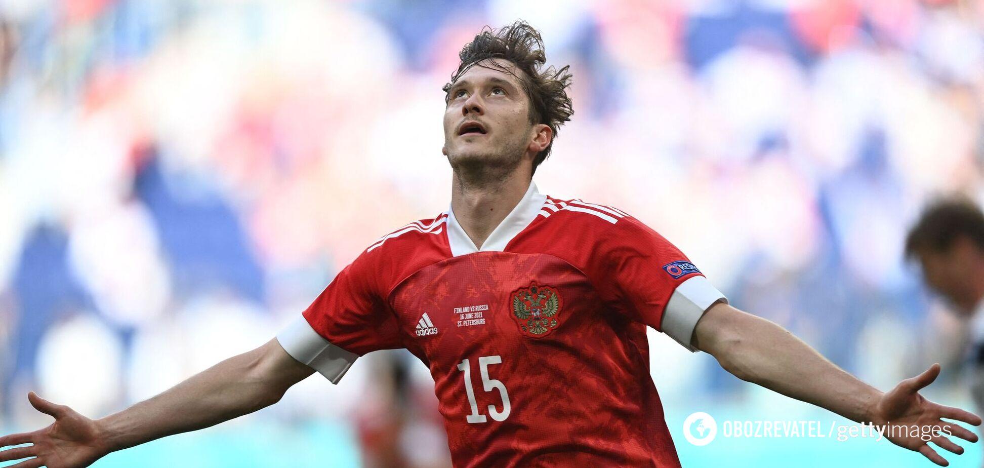 Олексій Міранчук забив перший гол у матчі