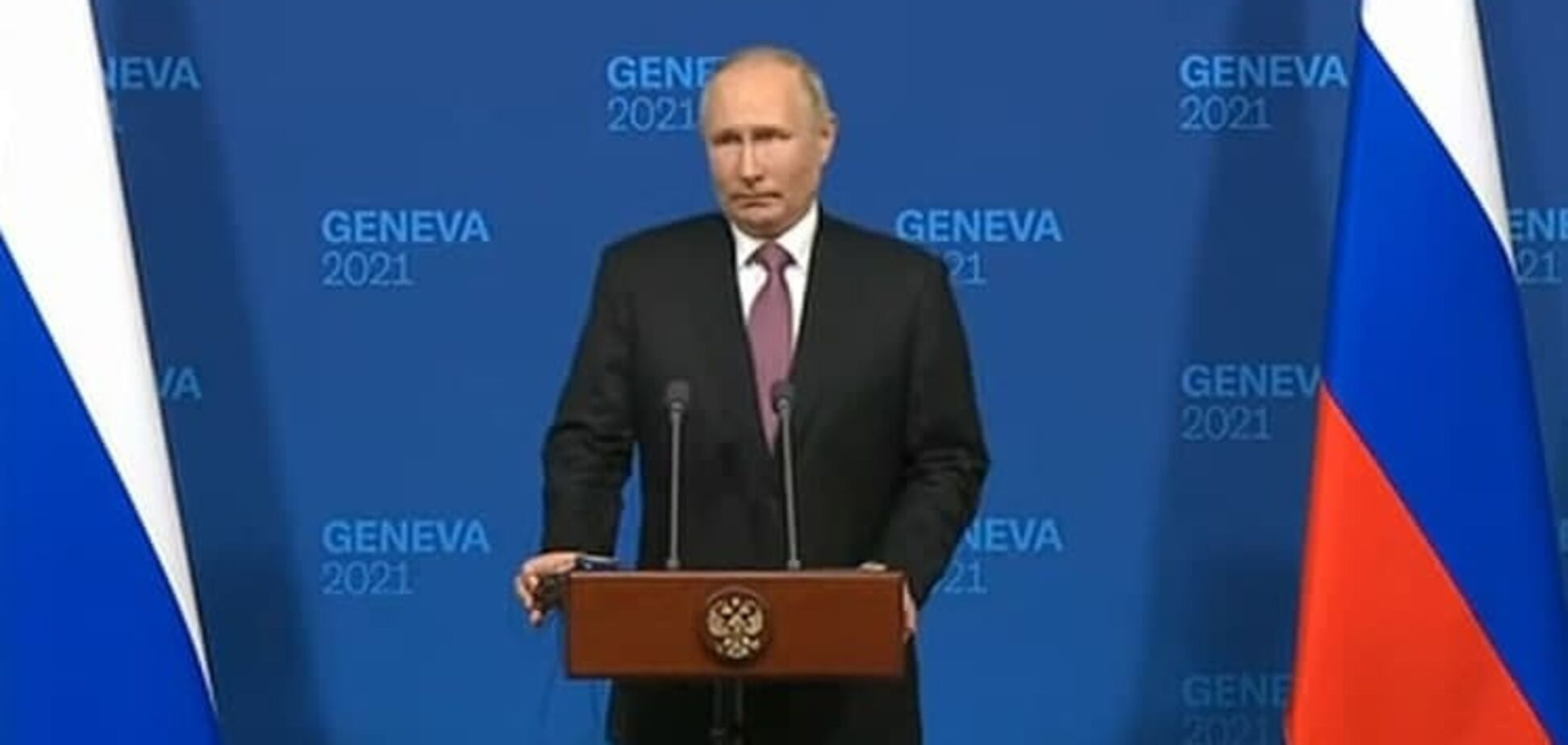 Путин после саммита с Байденом рассказал об обязательствах перед Украиной