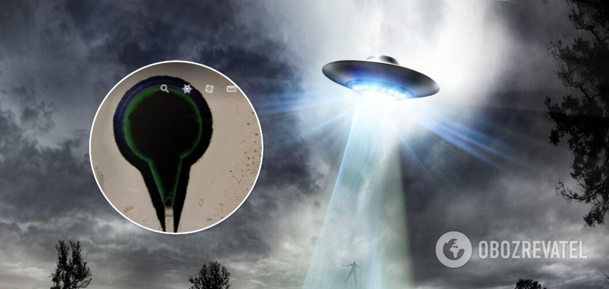 Блогер обнаружил 'обломки НЛО' в Долине Смерти