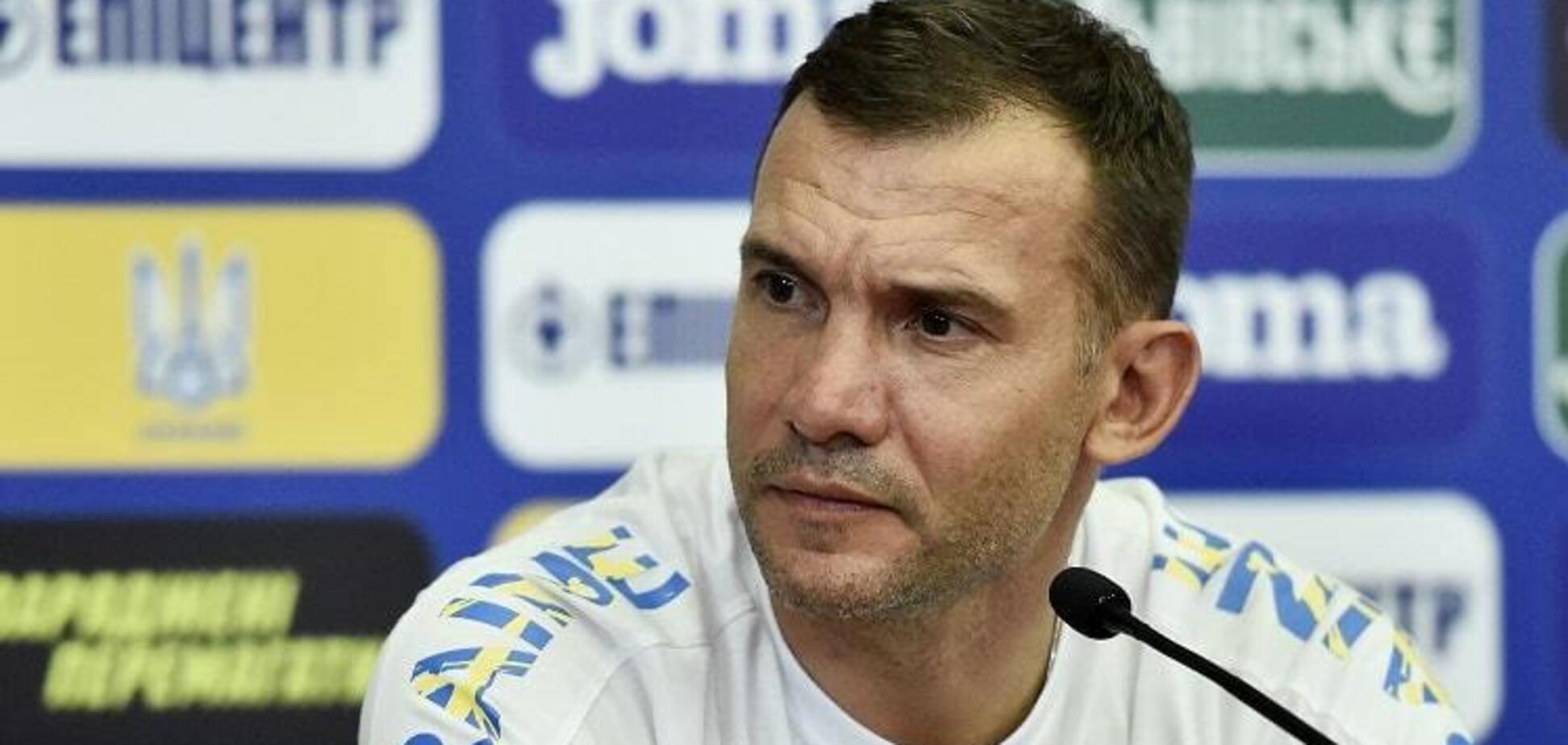 Андрій Шевченко оцінив збірну Північної Македонії