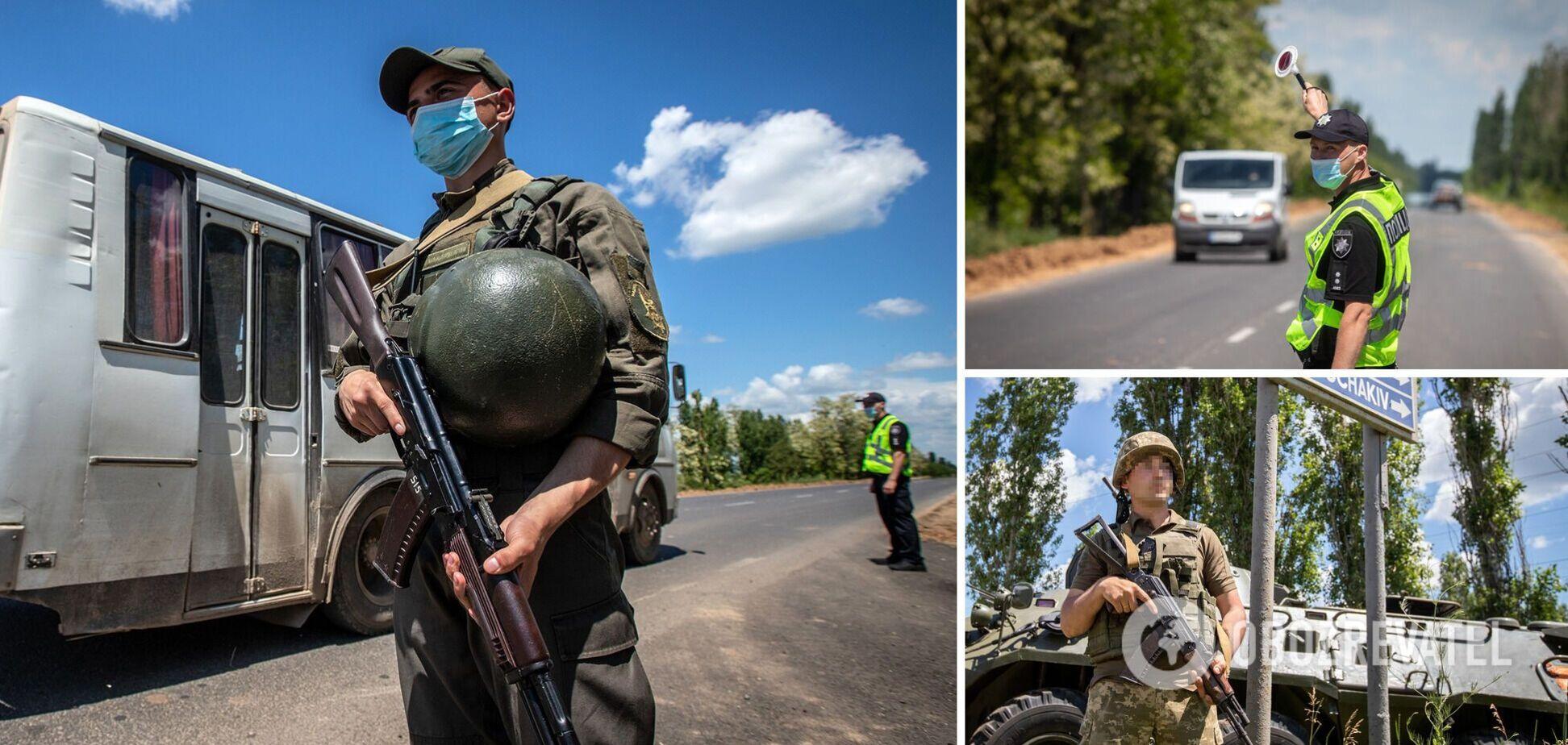 На Миколаївщині запобігли 'вибуху' на військовому об'єкті: фото антитерористичних навчань
