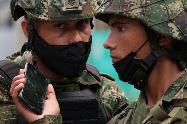 В Колумбии на военной базе прогремел мощный взрыв, пострадали десятки людей. Фото и видео