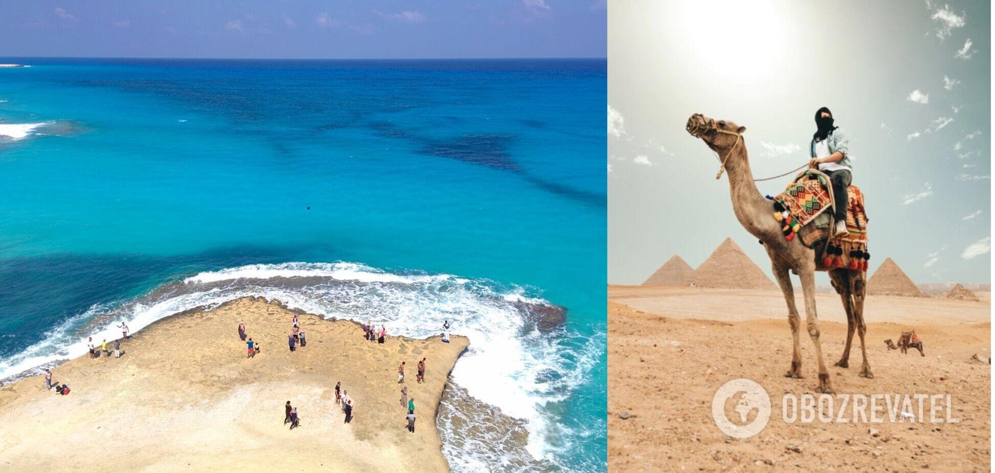 Погода в Туреччині і Єгипті