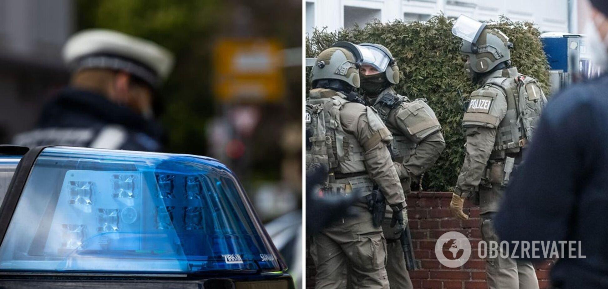 В Германии произошла стрельба, два человека погибли