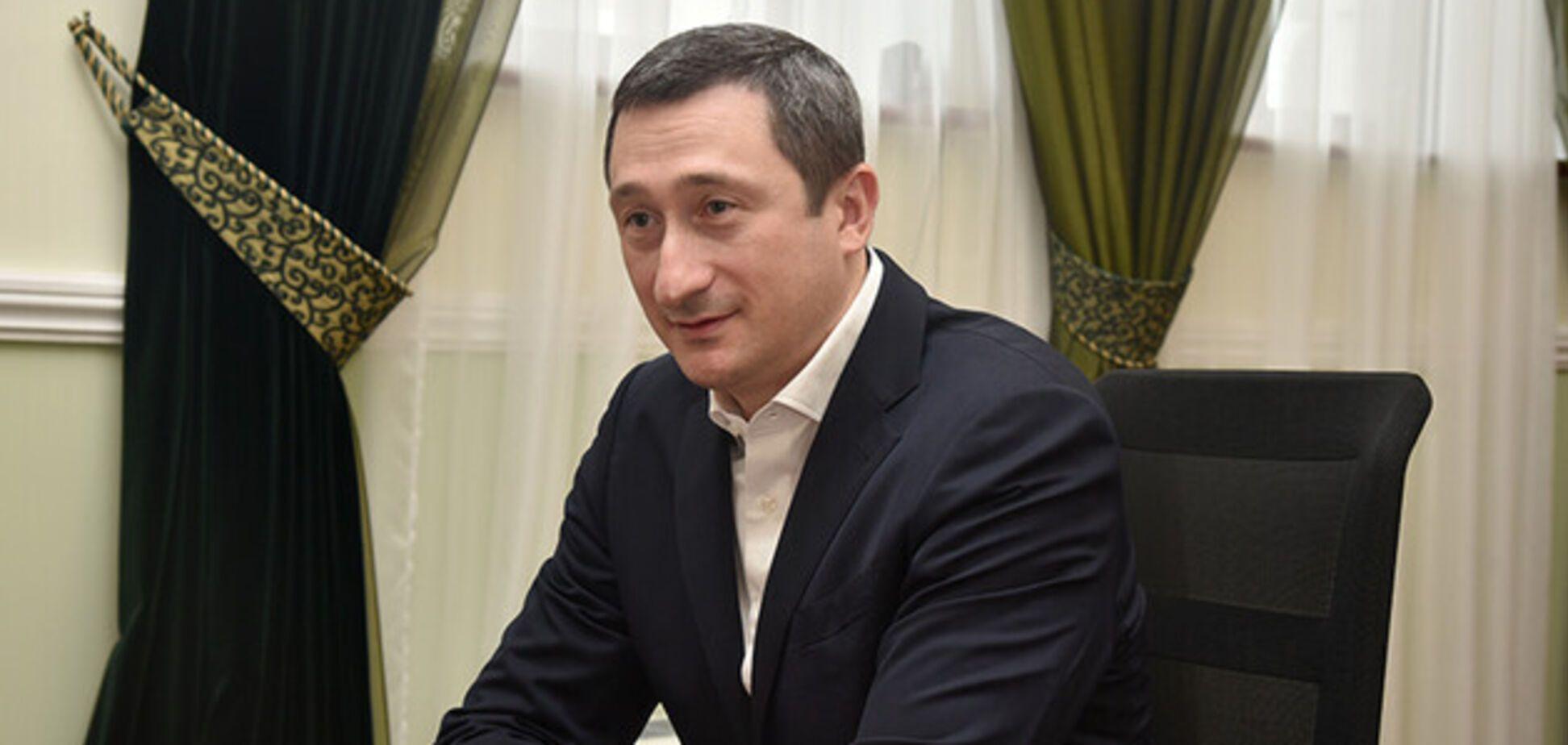 Алексей Чернышев дал большое интервью
