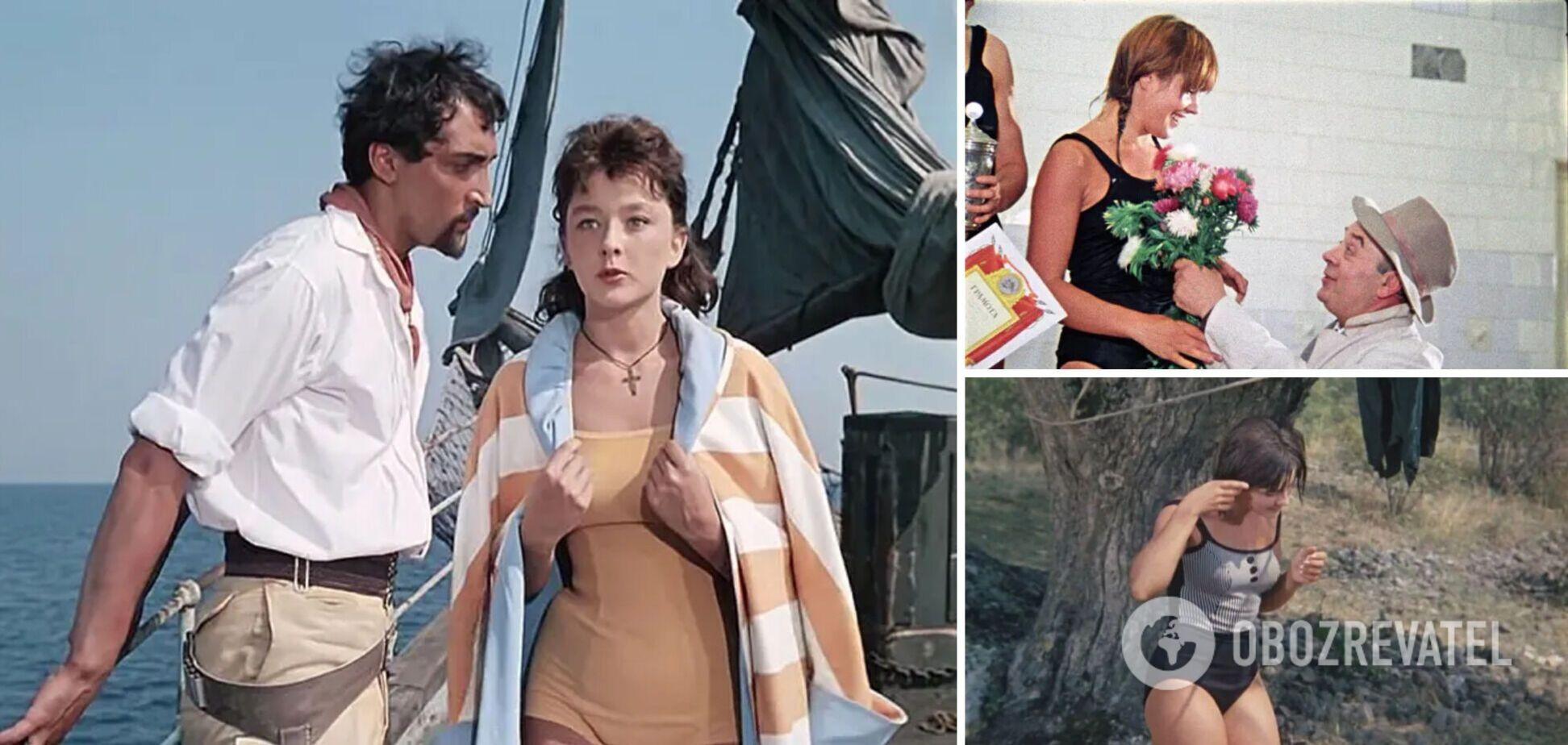Самые лучшие купальники советских актрис: как они выглядят. Фото