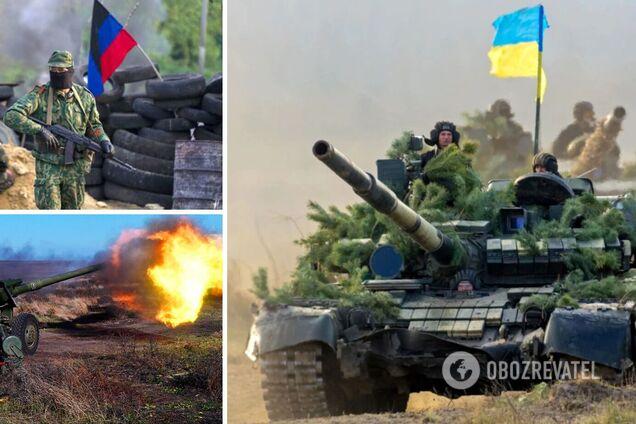 Наемники России на Донбассе ударили по ВСУ из гранатометов – штаб ООС