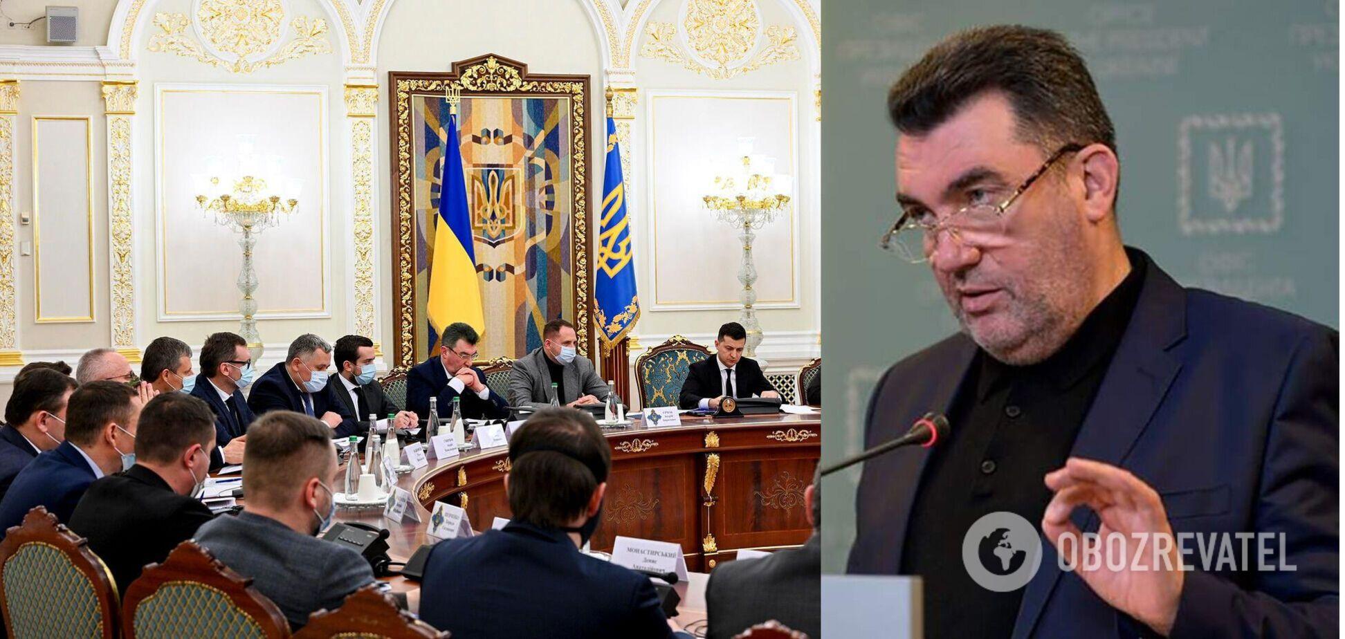 СБУ заблокувала активи всіх 174 'контрабандних компаній', які потрапили під санкції РНБО