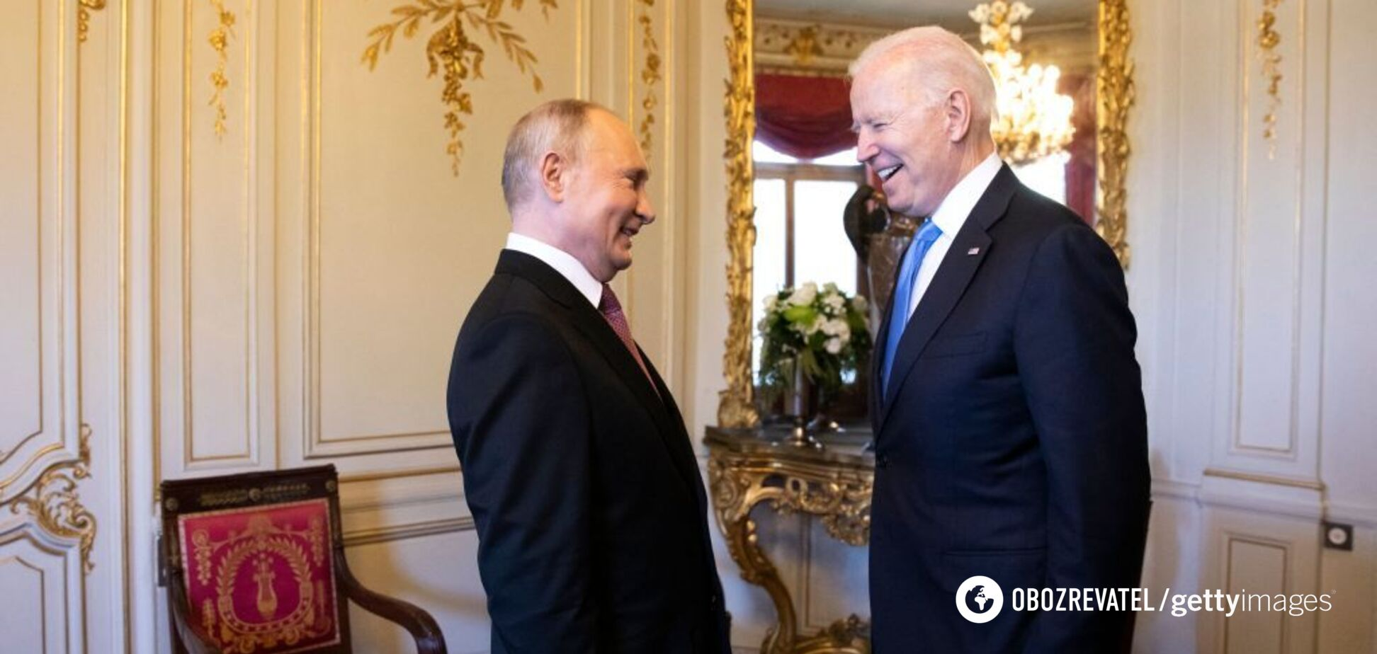 Байден имеет рычаги влияния на Путина, – Фейгин