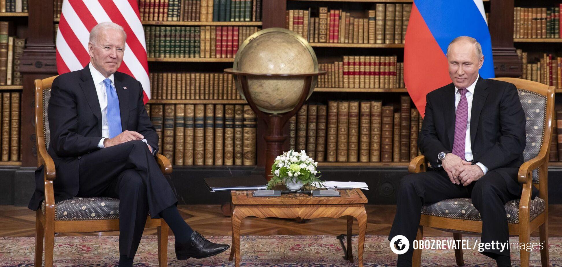 Саммит Байден-Путин: Вашингтон не собирается ставить Москву на колени