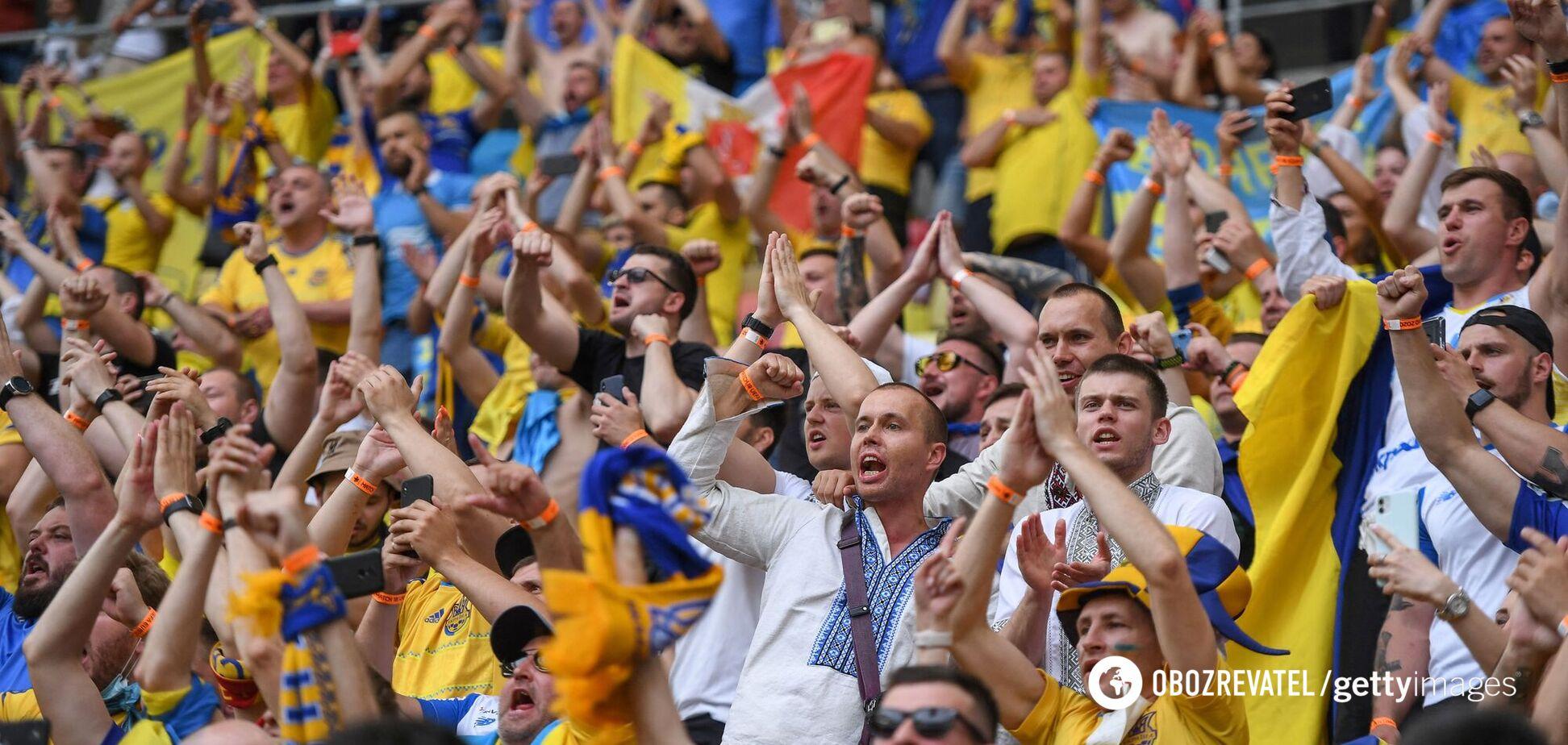 В Госдуме призвали запретить фанатам сборной Украины вход на матчи Евро-2020