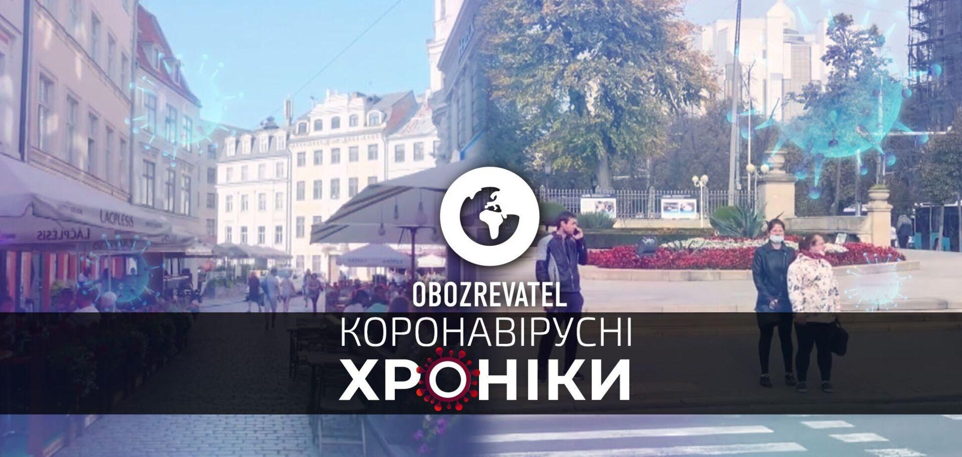 Латвия отменила ношение масок на улице, а в Молдове почти за год нет COVID-смертей – коронавирусные хроники