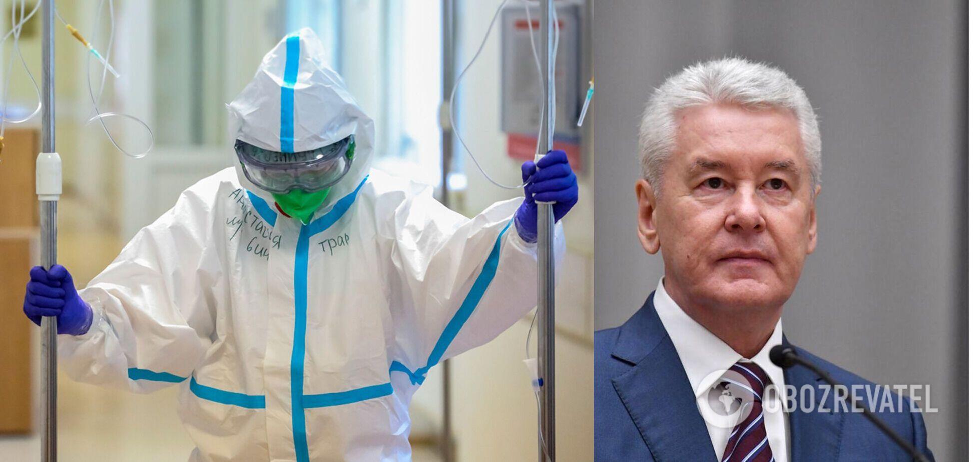 У Москві заявили про спалах коронавірусу, незважаючи на щеплення й імунітет