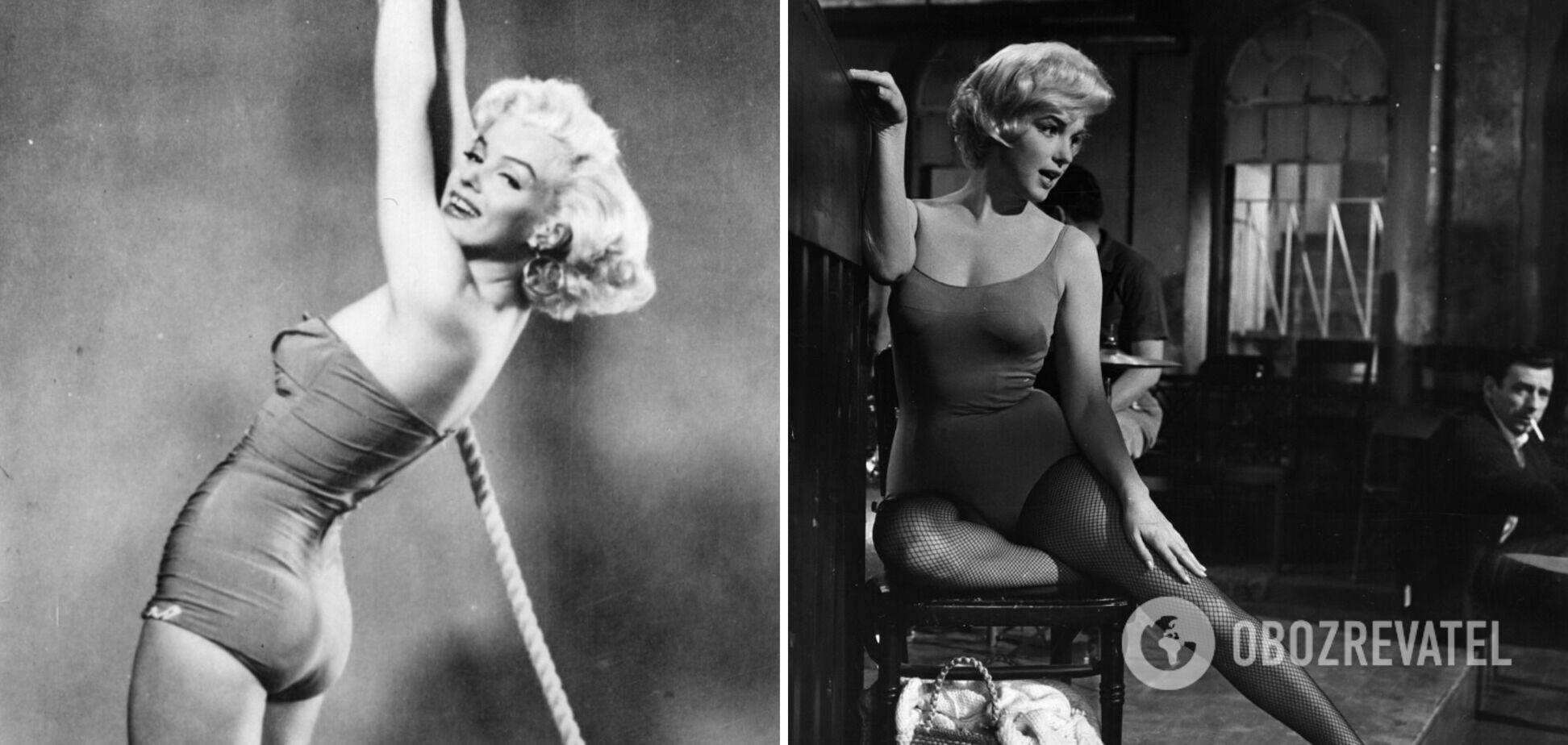 Топ-10 маловідомих фото Мерилін Монро і цікаві факти з життя