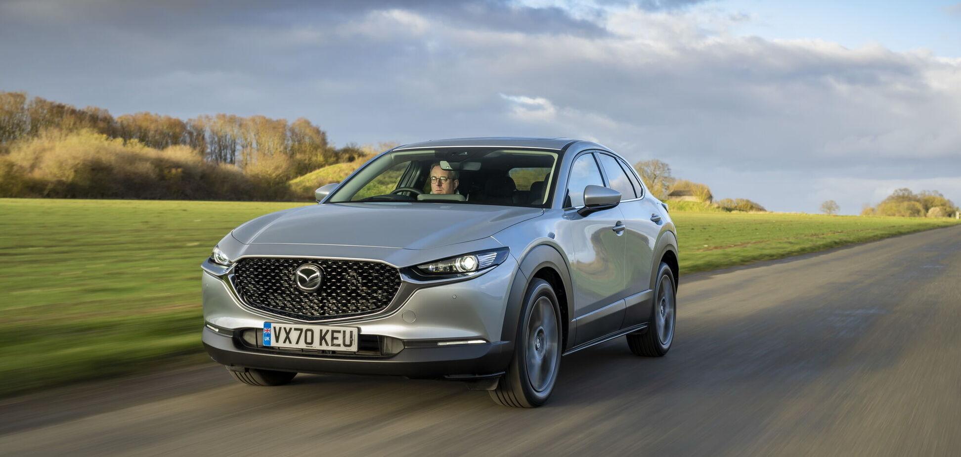 Mazda рассказала о своей стратегии электрификации